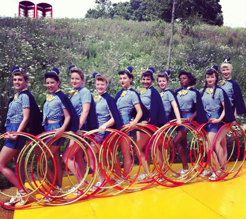 Photo of Marawa's Majorettes